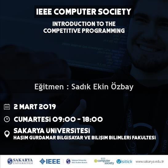 İntroduction to the Competitive Programming